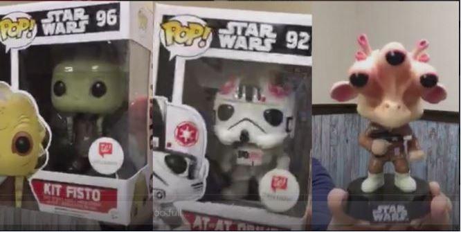 Tolle neue Funko POP Star Wars Figuren veröffentlicht!