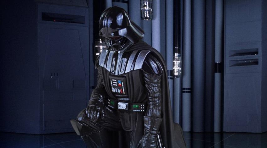 #shortcut: Gentle Giant Darth Vader Collectors Gallery Statue vorgestellt
