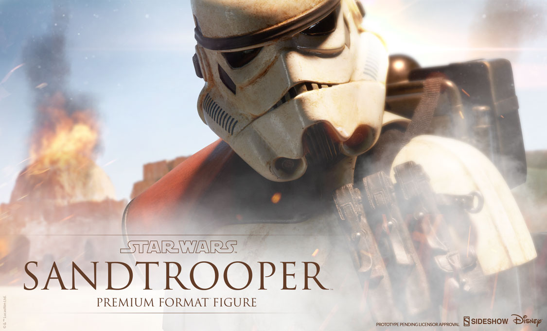Sideshow Sandtrooper Premium Format (2)