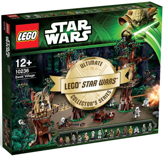 Bestätigt: LEGO Star Wars 10236 Ewok Village ist ein UCS-Set!