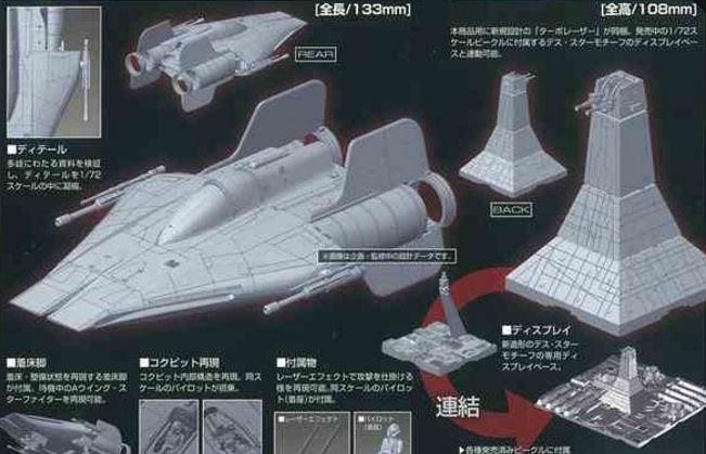 #shortcut: Zwei Bandai Star Wars Neuankündigungen entdeckt!