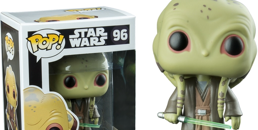 #shortcut: Pressebilder vier neuer Funko Star Wars POP! Figuren