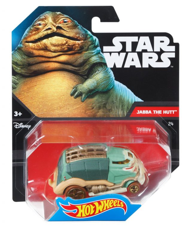 Hot Wheels Jabba the Hutt