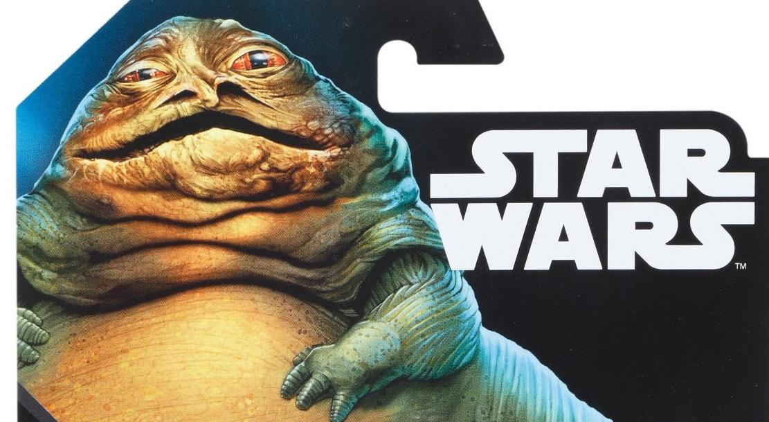 Hot Wheels Jabba the Hutt Character Car entdeckt!