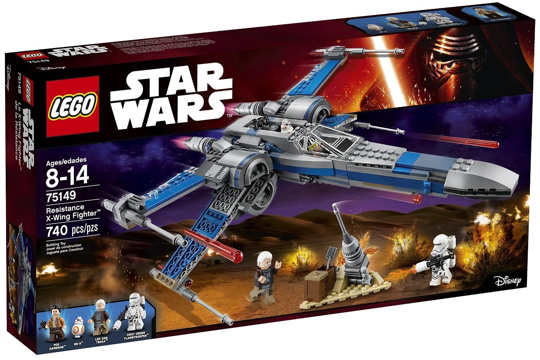 #shortcut: Hochauflösende Bilder der LEGO Star Wars 2016 Sommer Sets gefunden!