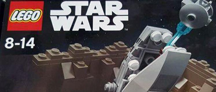#shortcut: So sieht das LEGO Star Wars Escape The Space Slug Exclusiv Set aus!
