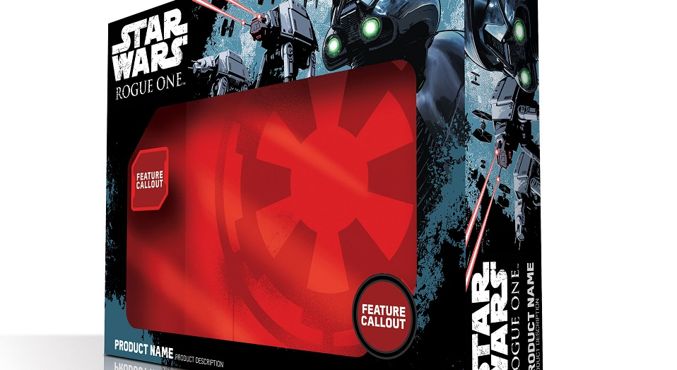 #shortcut: So sieht das Star Wars: Rogue One Merchandise aus!