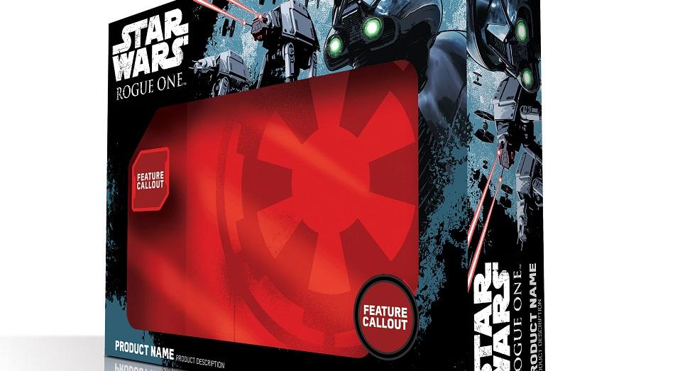 #shortcut: So sieht das Star Wars: Rogue One Merchandise aus!