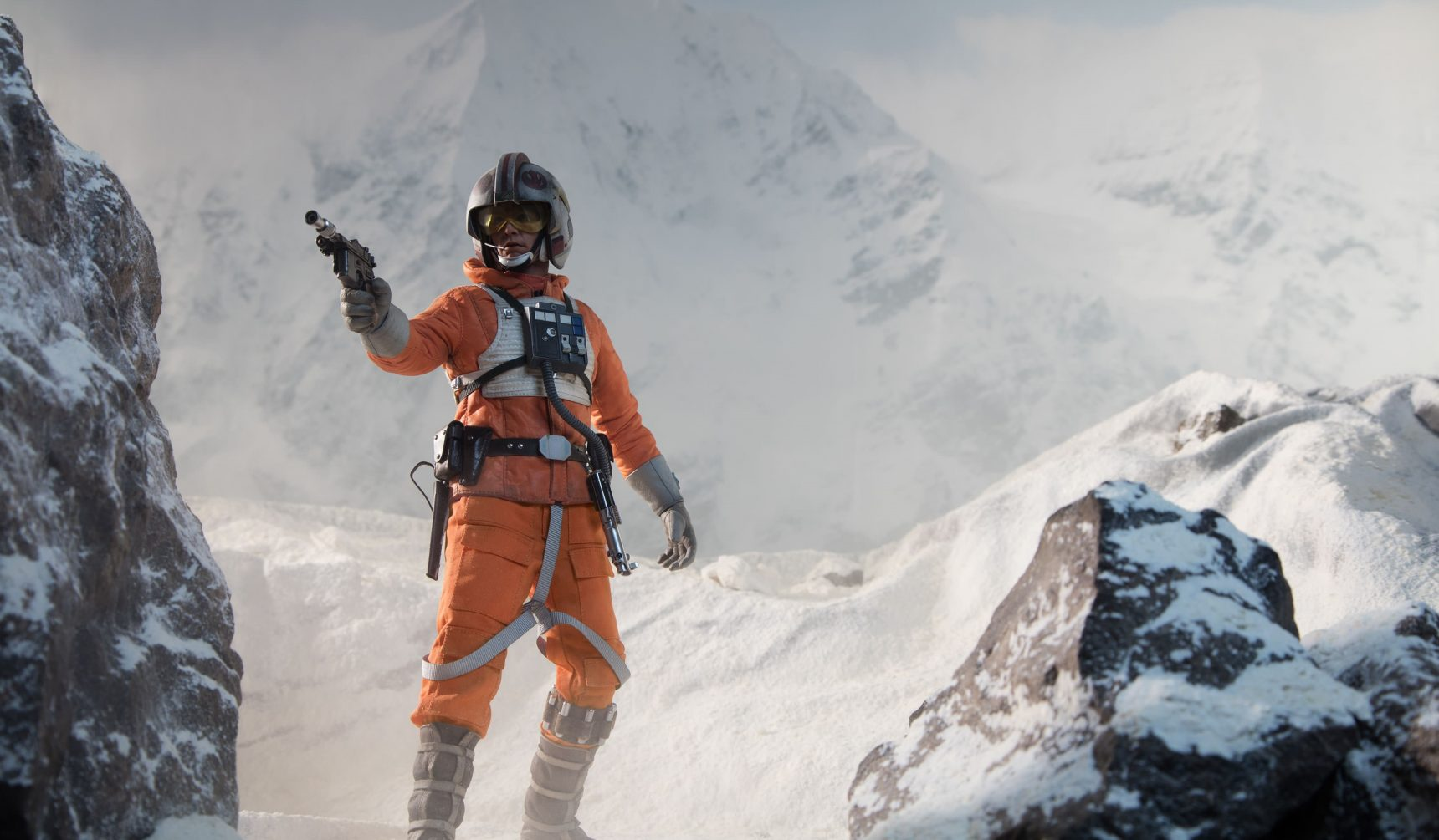 Sideshow Luke Skywalker Snowspeeder Pilot nun zur Pre-Order verfügbar!