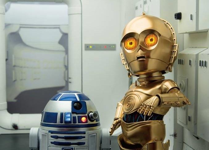Beast Kingdom R2-D2 & C-3PO EAA010 T