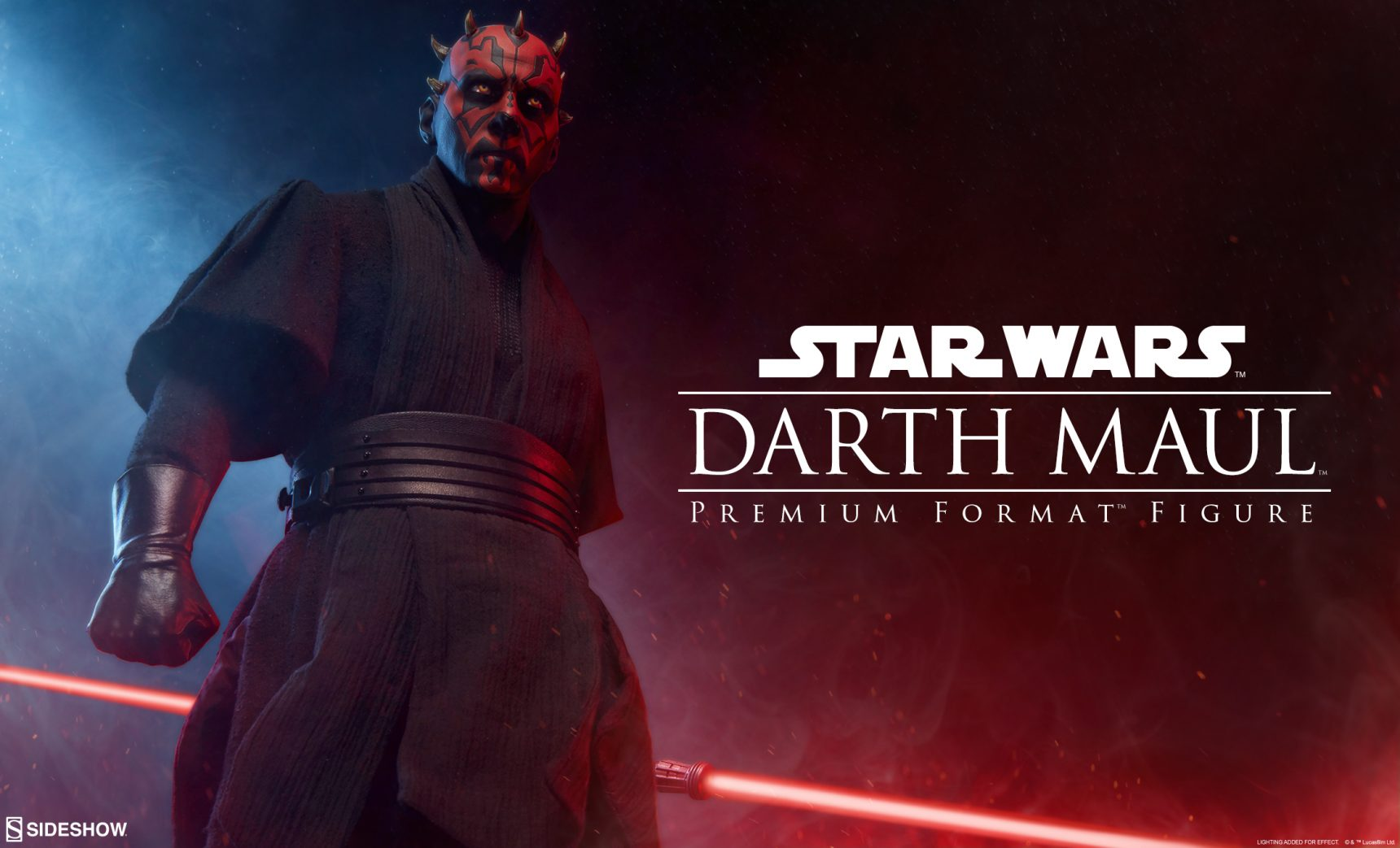 Alle Infos zur neuen Darth Maul Premium Format Figure