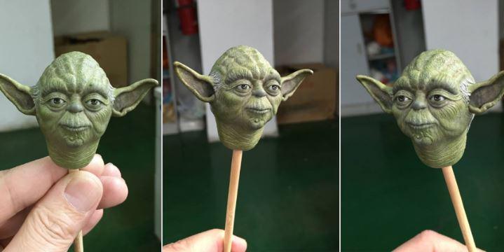 Hot Toys Yoda T1