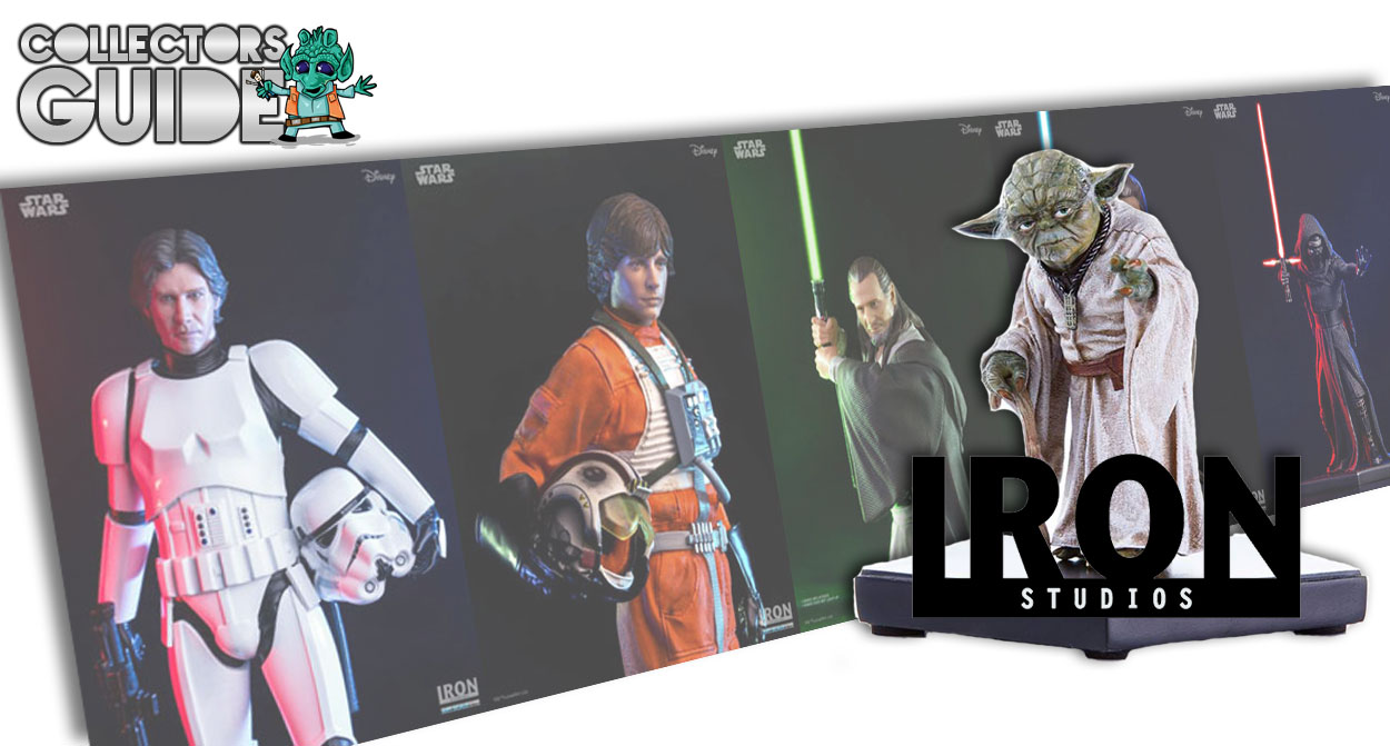 Neu im Guide – Iron Studios Star Wars Figuren