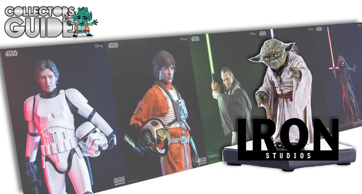 Neu im Guide – Iron Studios Star Wars Figuren