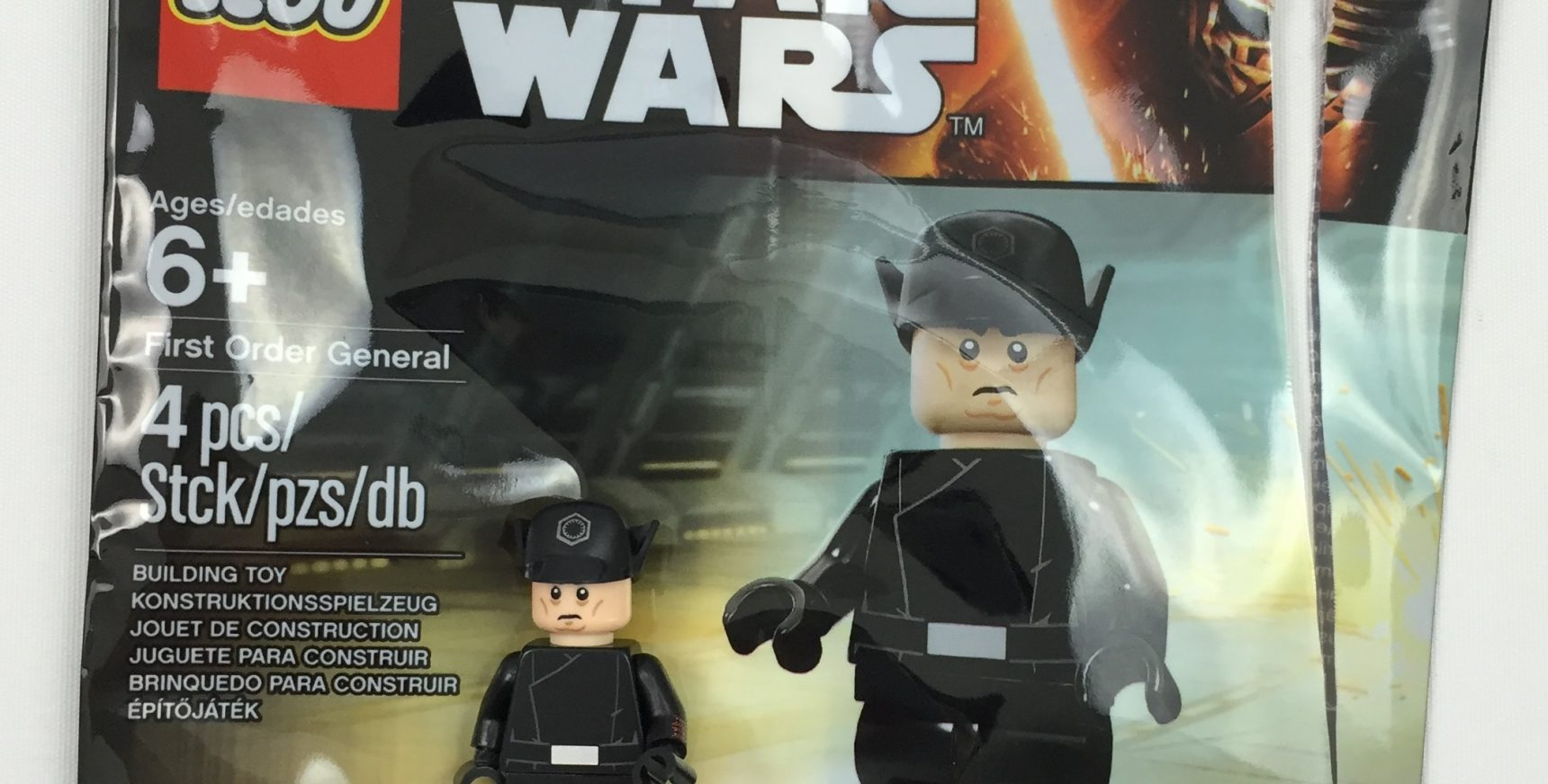 LEGO First Order General (5004406) – Unboxing & Review