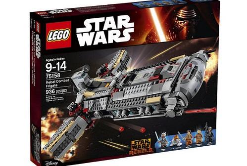 LEGO Star Wars 75158 T