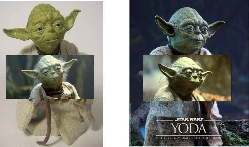 Medicom Yoda Hot Toys