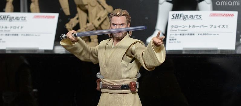 Obi-Wan Kenobi AOTC S.H T