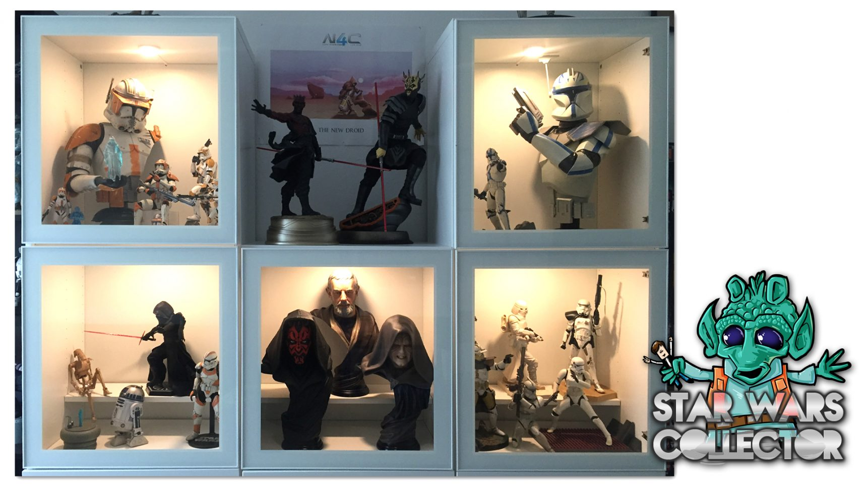 Feiertag-Special: Mein Star Wars Zimmer