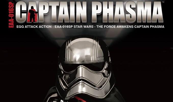 Egg Atack Action Captain Phasma EAA016 T