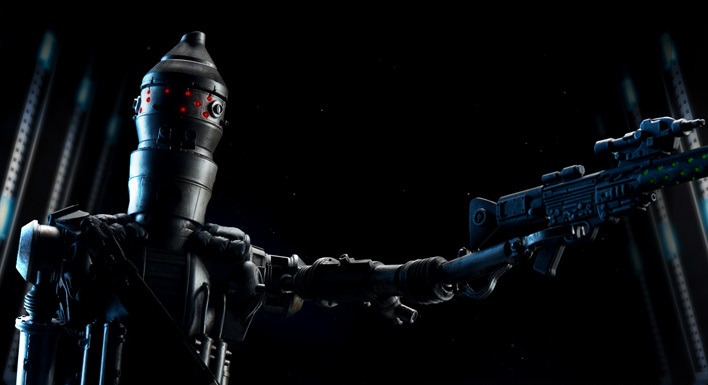 IG-88 Sixth Scale T