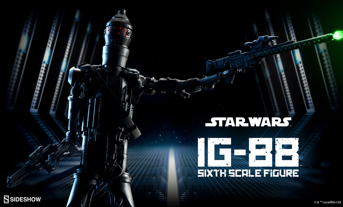 IG-88 Sixth Scale