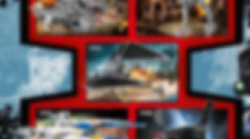 Alle Bilder der LEGO Star Wars Rogue One Sets!