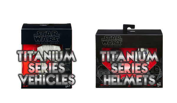 Neu im Guide – Hasbro Titanium Series Helmets & Vehicles