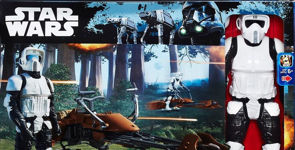 #shortcut: Neue Hasbro Star Wars Figuren vorgestellt!