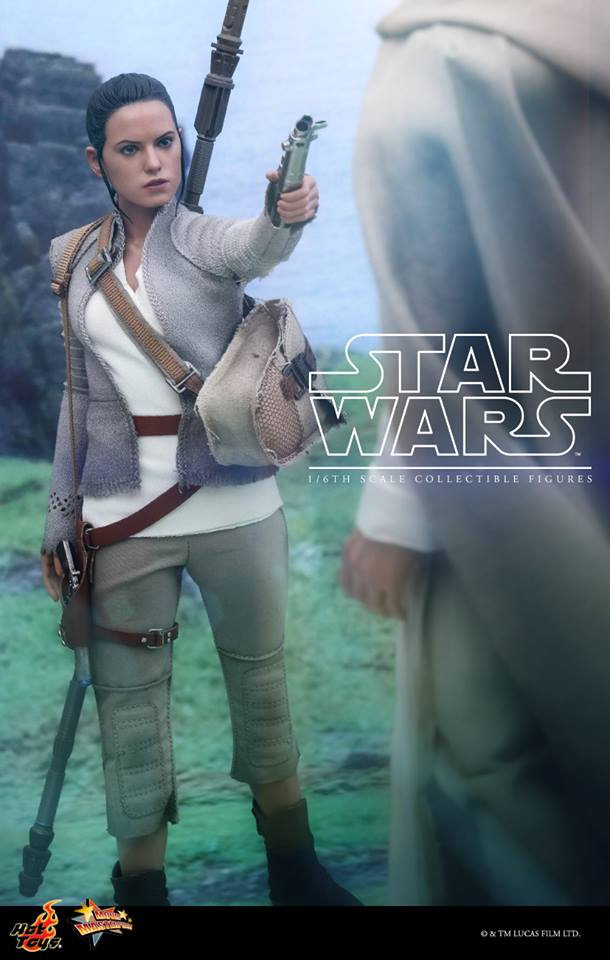 Hot Toys Luke Skywalker TFA