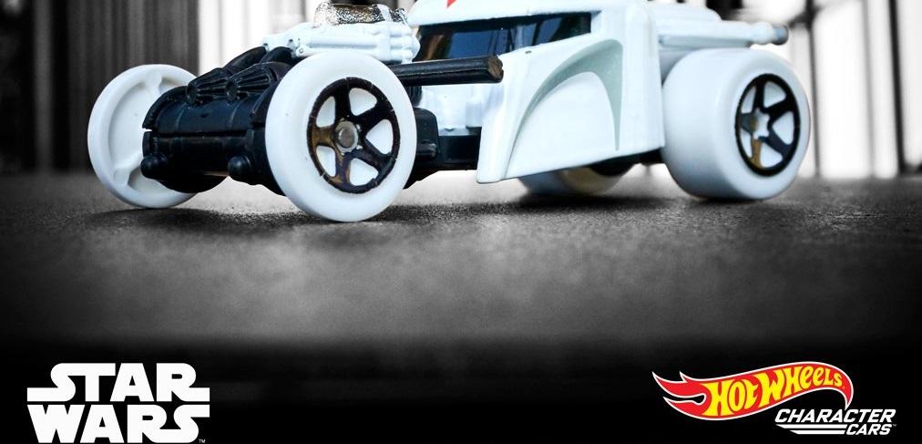 #shortcut: Hot Wheels Boba Fett Prototype Character Car!