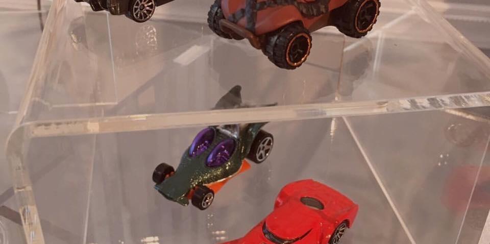 #shortcut: Zwei neue Hot Wheels Character Cars gesichtet!