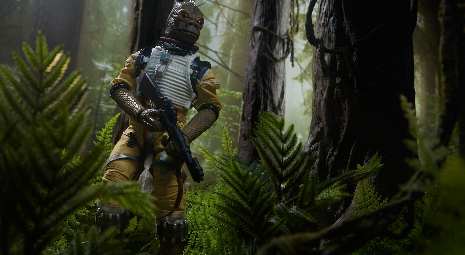 Sideshow Bossk 2016 T