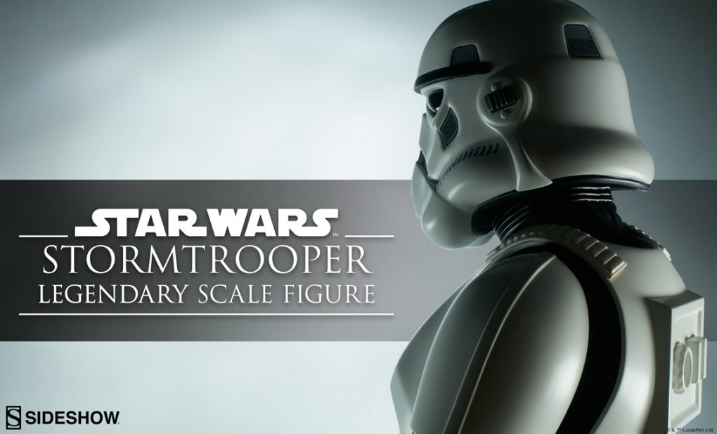 Sideshow Stormtrooper Legendary Scale