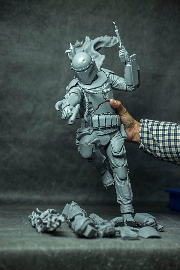 XM Studios Boba Fett Statue