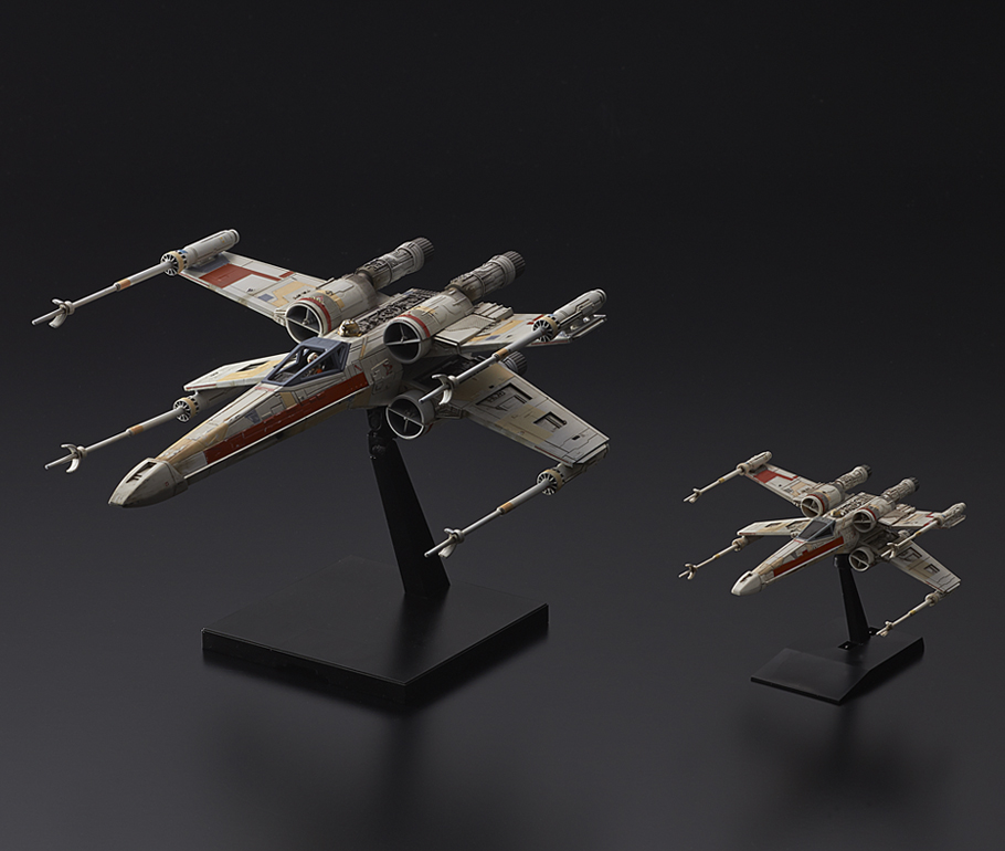 Bandai Red Squadron X-Wing