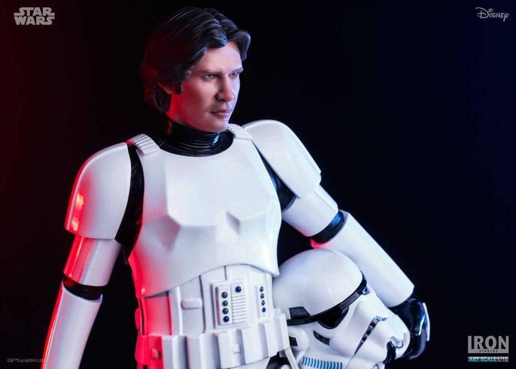 Iron Studios Han Solo