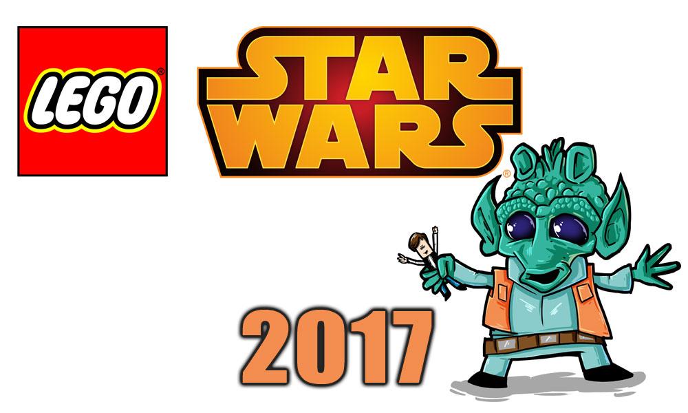 Alle Preise der neuen LEGO Star Wars 2017 Sets gefunden