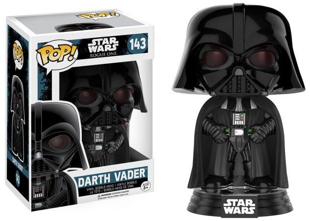 Funko POP 143 Darth Vader
