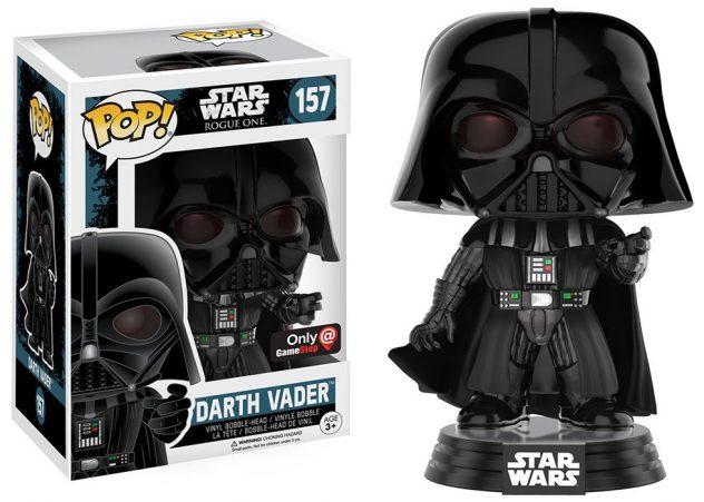 Funko POP 157 Darth Vader