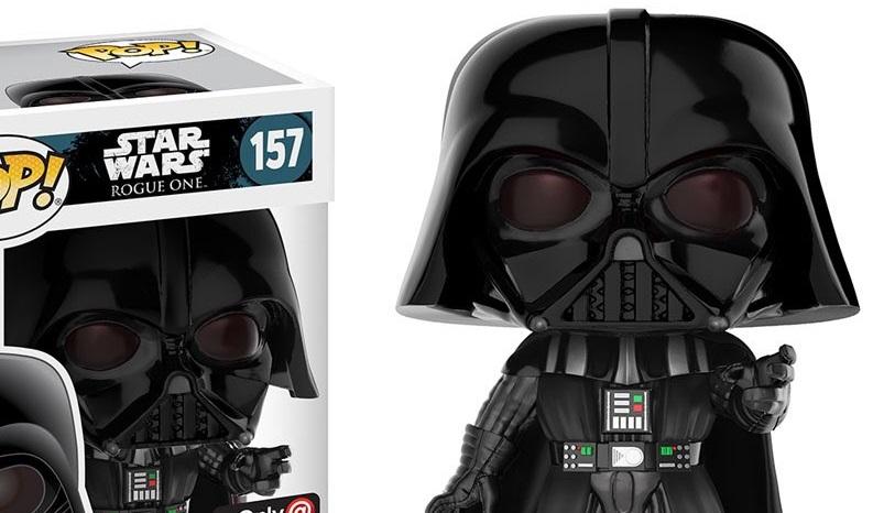 Funko POP 157 Darth Vader T