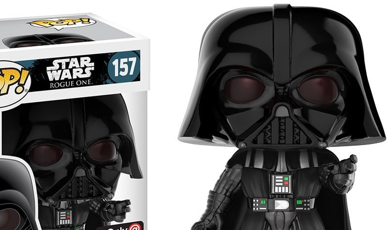#shortcut: Rogue One Darth Vader Funko POP!