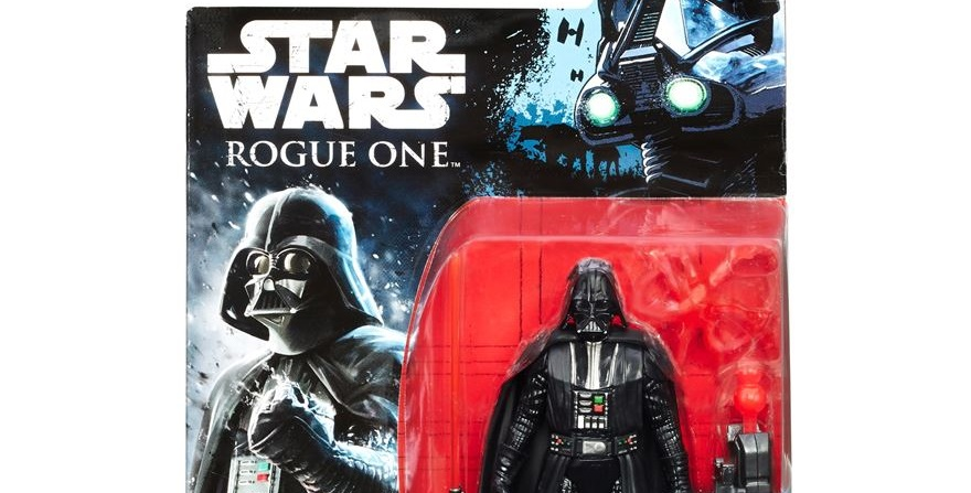 #shortcut: Hasbro Rogue One 3.75″ Wave 2 – alle Bilder