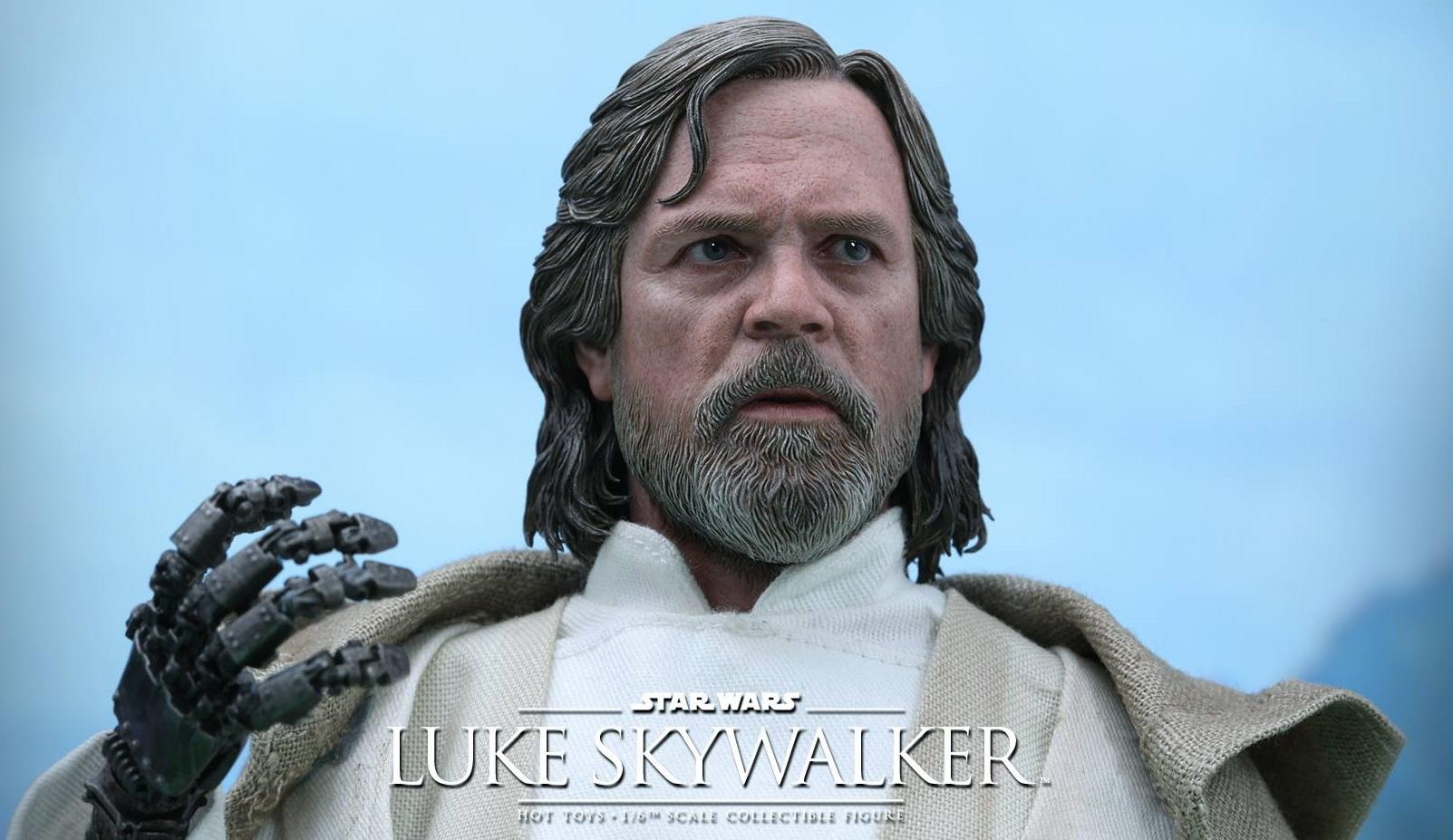 Hot Toys Luke Skywalker aus The Force Awakens in 1/6 Scale