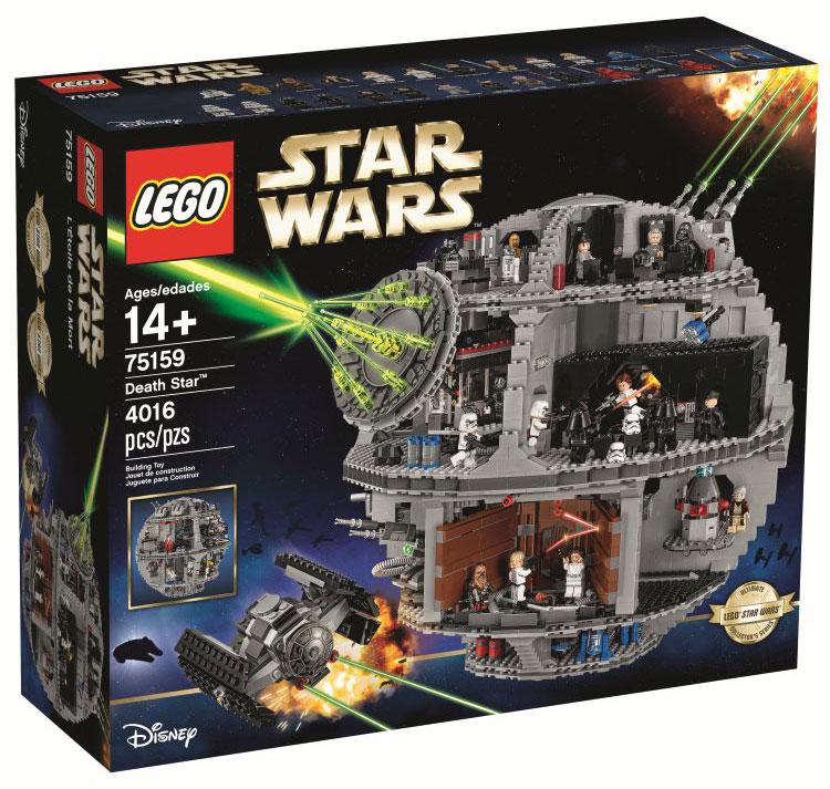 #shortcut: LEGO Star Wars 75159 Death Star offiziell vorgestellt