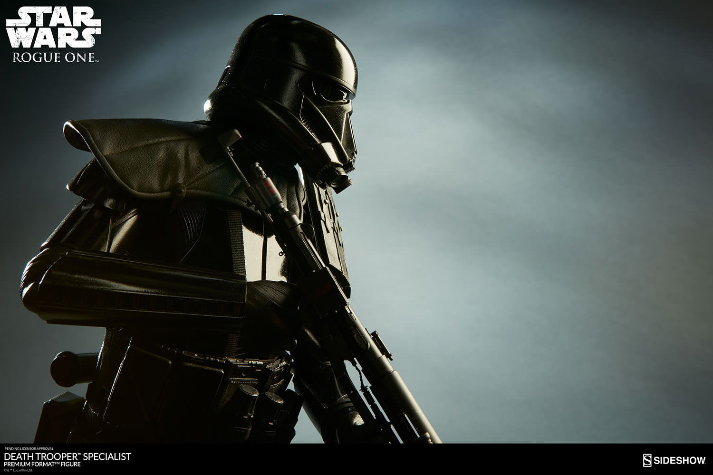 Sideshow Death Trooper Premium Format (2)