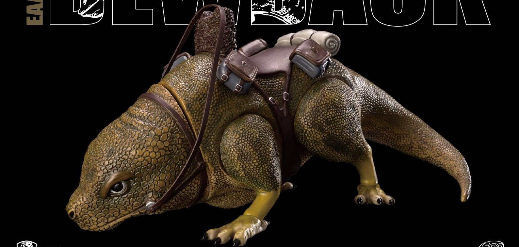 #shortcut: Beast Kingdom Dewback vorgestellt!
