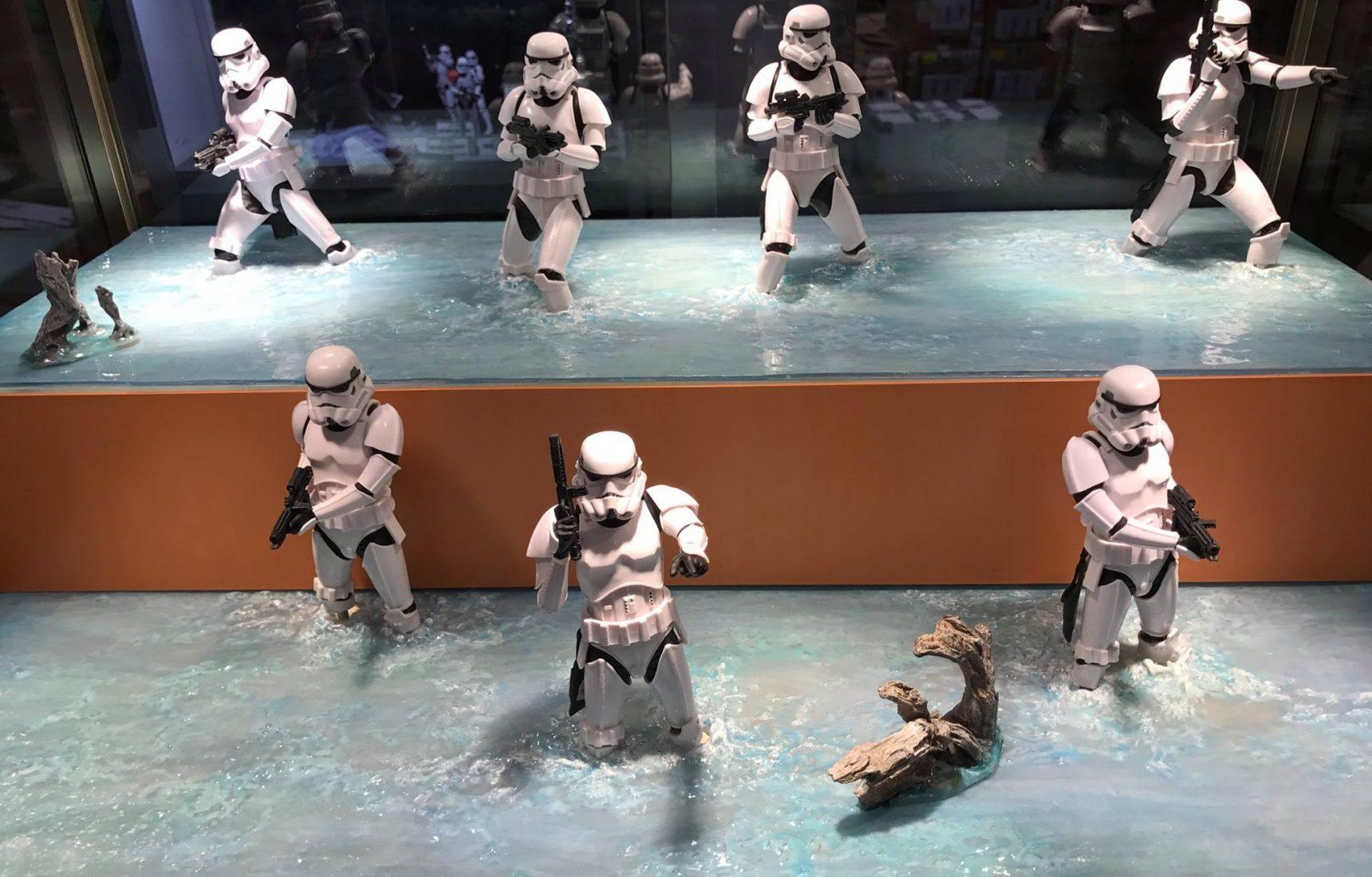 #shortcut: Kotobukiya Star Wars News von der NYCC 2016