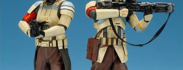 #shortcut: Kotobukiya ArtFX+ Scarif Stormtrooper 2-Pack