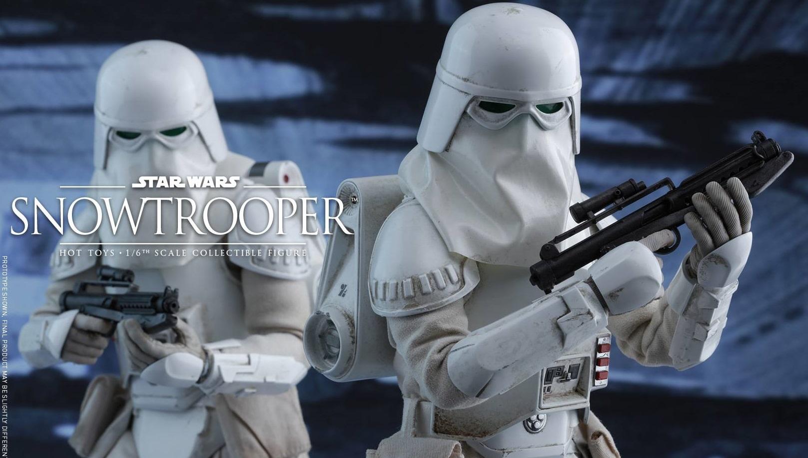 #shortcut: Preise und Termine der neuen Hot Toys Snowtroopers